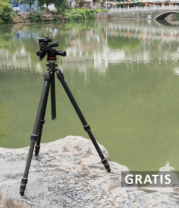 Fotokurs stativkurs