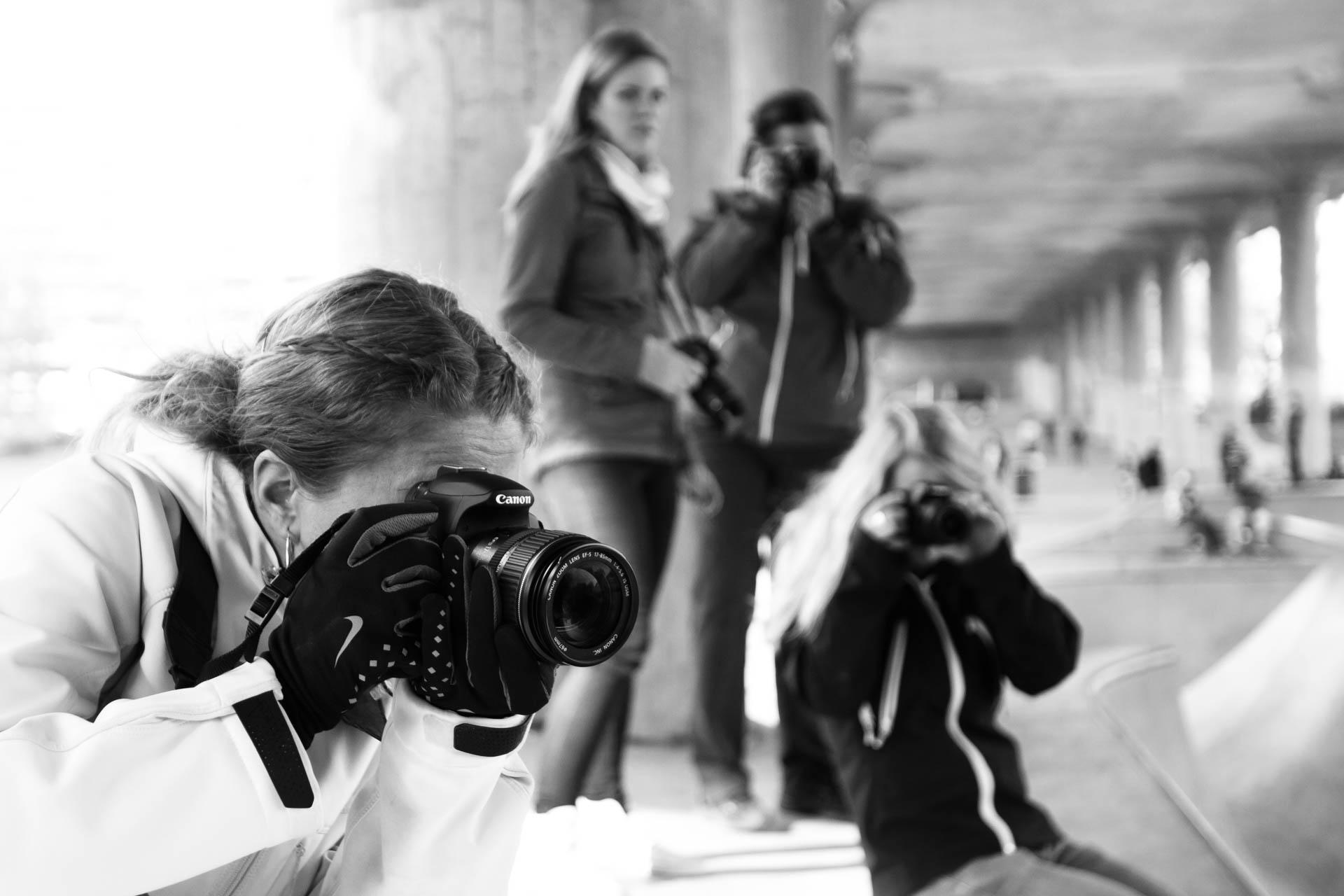 Fotokursgrundkurs steg 1